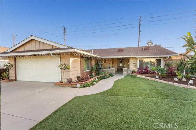18582 Minuet Lane, Anaheim, California, 92807