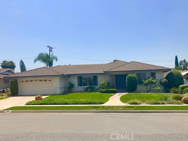 650 E Thelborn Street, Covina, CA 91723