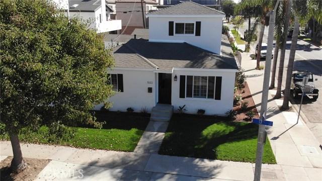 Photo of 502 13th Street, Huntington Beach, CA 92648