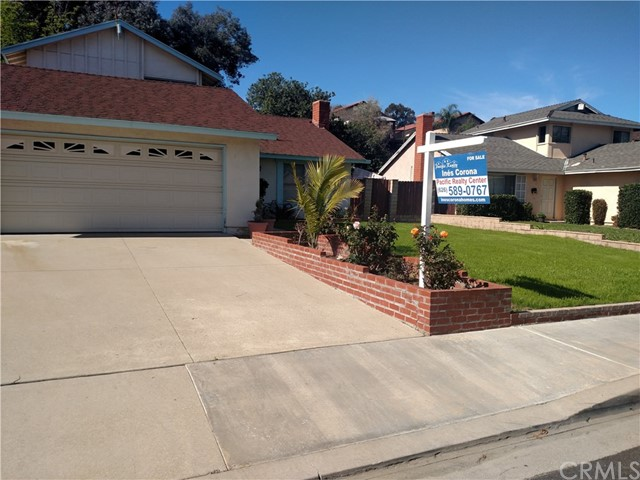 1137 Calbourne Drive, Walnut CA 91789