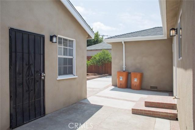 5530 Spokane Avenue Los Angeles, CA 90016 - MLS #: SB17107119