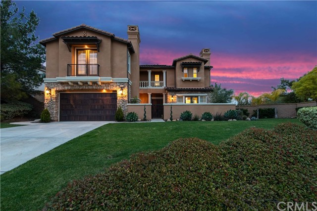 One of Corona Homes for Sale at 21910  Thimbleberry Court, 92883