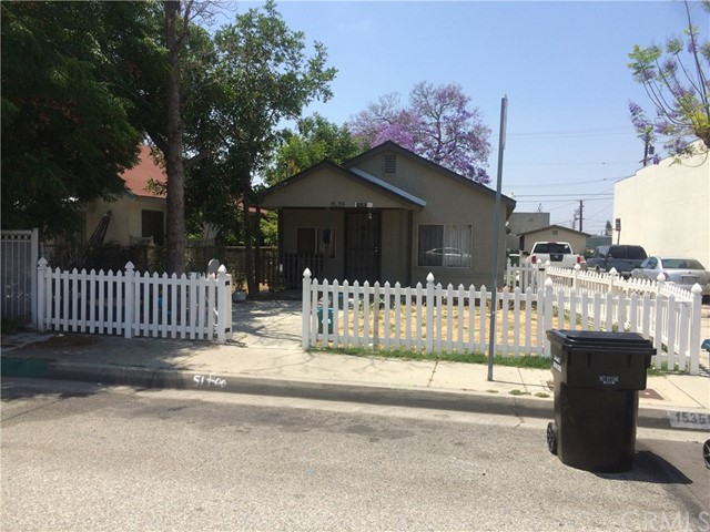 Single Family for Sale at 15351 Illinois Paramount, California 90723 United States