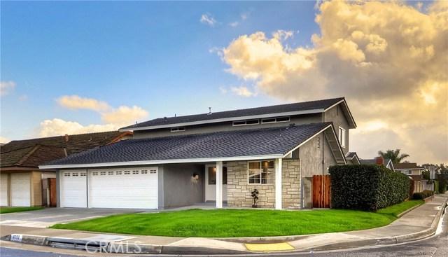 Single Family Home for Sale at 8262 Wickham Lane La Palma, California 90623 United States