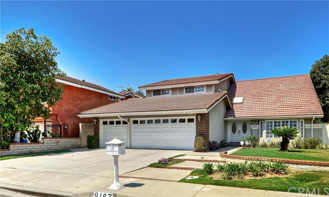 Single Family Home for Sale at 9187 Mcbride River Fountain Valley, California 92708 United States