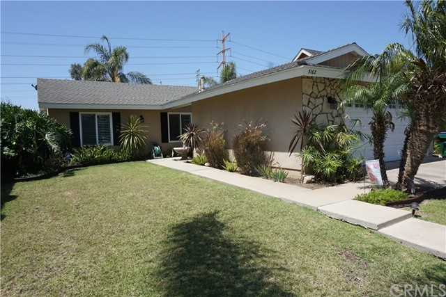 5162 Yearling Avenue  Irvine CA 92604