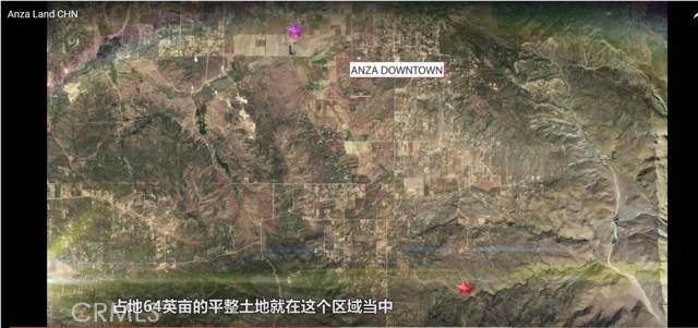 Земля для того Продажа на 777 Dream Come True Avenue Anza, Калифорния Соединенные Штаты