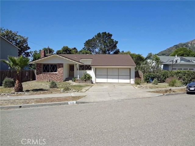 548 Couper Drive, San Luis Obispo, CA 93405