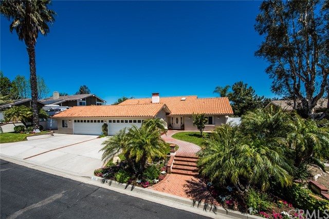 1521 Martingale Place  North Tustin CA 92705