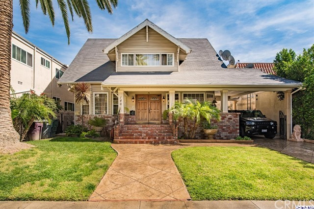 Single Family Home for Sale at 140 S Jackson Street 140 S Jackson Street Glendale, California 91205 United States