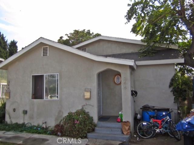 346 76Th Street, Los Angeles, California 90003