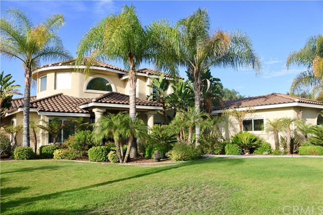 18003 Green Orchard Place Riverside, CA 92508 - MLS #: PW18181622