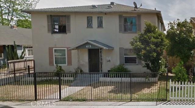 615 Broadway, Santa Ana, CA, 92701