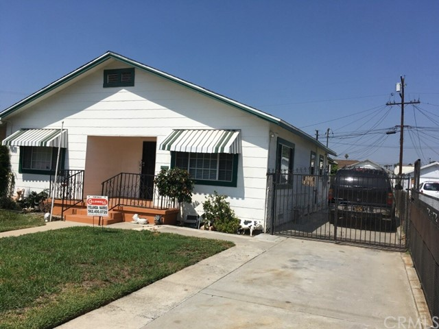 675 S Duncan Avenue East Los Angeles, CA 90022 - MLS #: PW18198594