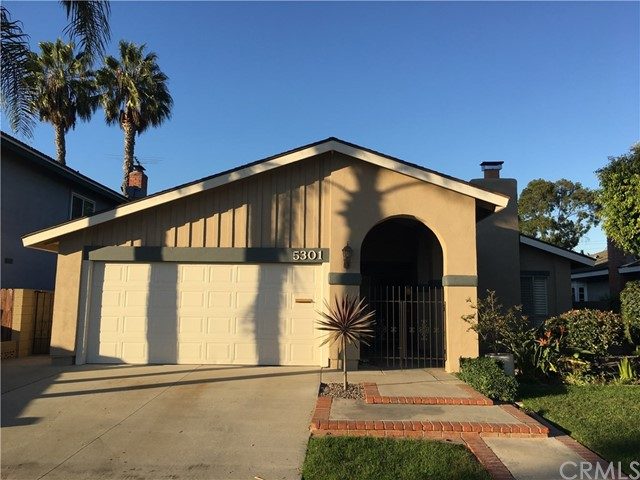 Single Family Home for Rent at 5301 Tattershall Avenue Westminster, California 92683 United States