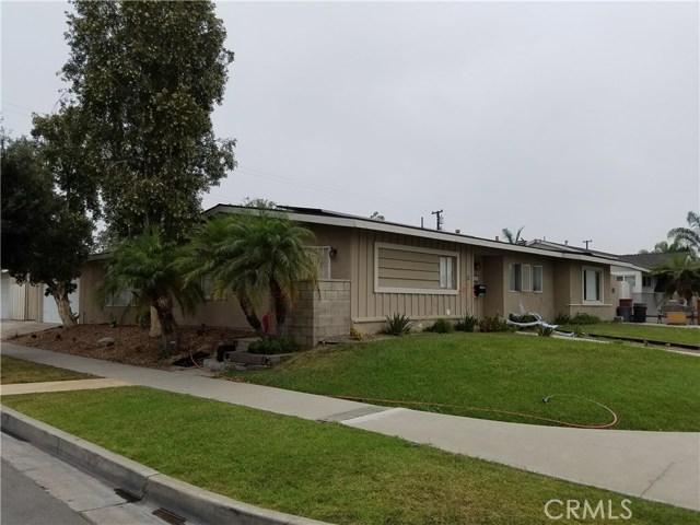 Single Family Home for Sale at 1353 Maxzim Avenue W Fullerton, California 92833 United States