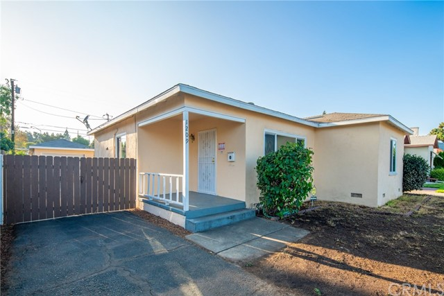 地址: 1209 Ramona Street, San Gabriel, CA 91776