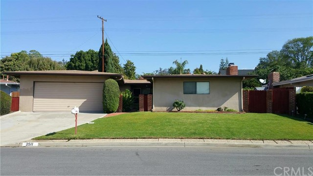 Single Family Home for Sale at 2511 Canfield Drive La Habra, California 90631 United States