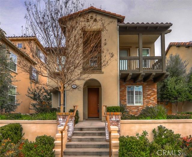 Single Family Home for Sale at 52 Rincon Way Aliso Viejo, California 92656 United States