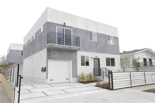 2820 S Cloverdale Ave, Los Angeles, CA 90016