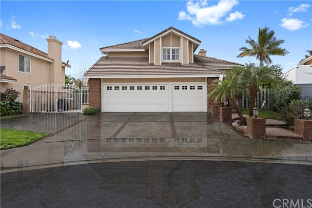 5585 Candleberry Lane, Yorba Linda, California