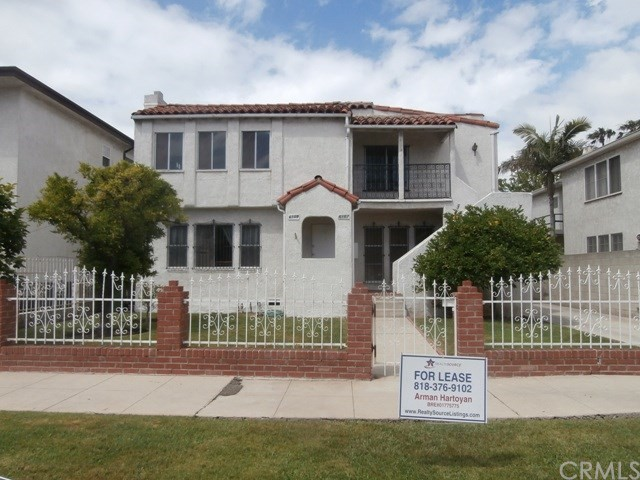 Single Family for Rent at 6109 Horner Street Los Angeles, California 90035 United States