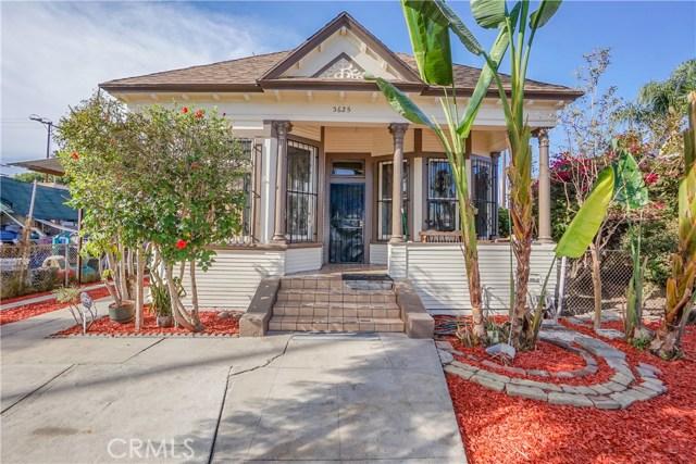3625 9th Avenue, Los Angeles CA 90018