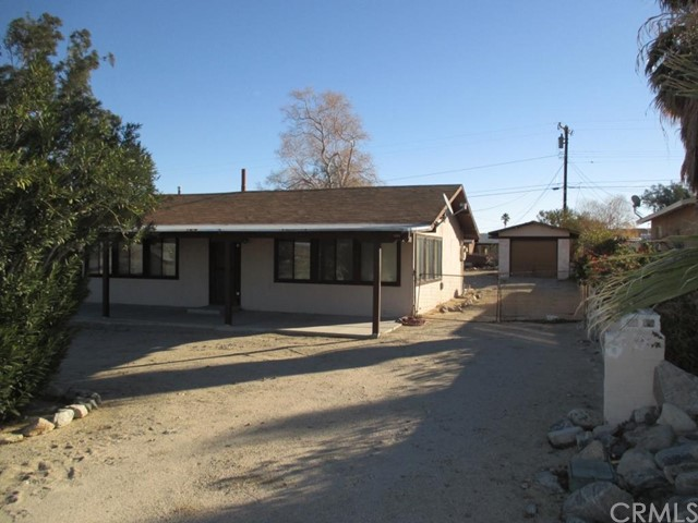 7395 Persia Avenue, 29 Palms CA 92277