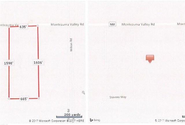 Single Family for Sale at 0 Montezuma Valley Road Ranchita, California 92066 United States