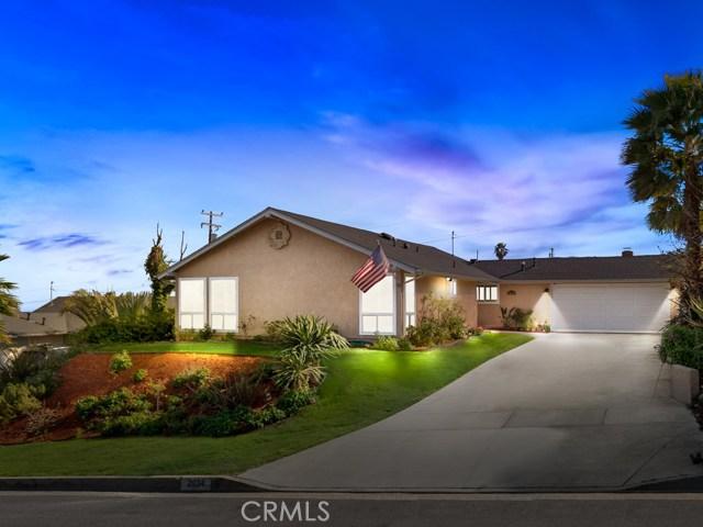 2034 W Crestwood Street  Rancho Palos Verdes CA 90275