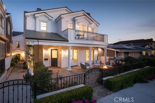 438 Carnation Avenue, Corona del Mar, CA 92625