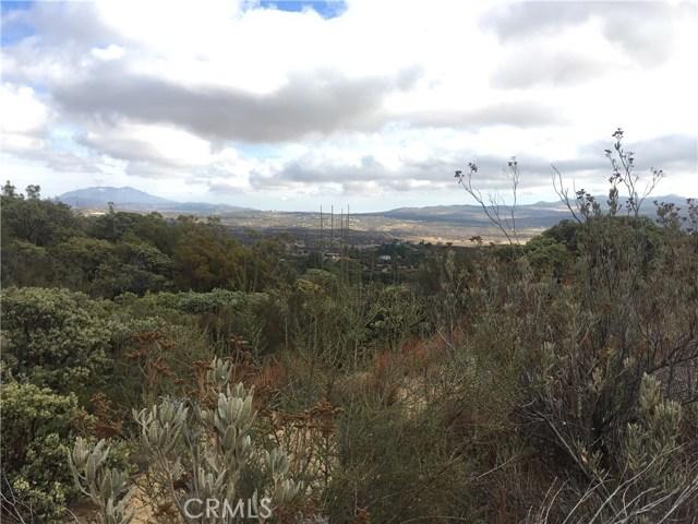 0 Deer Mountain Way Anza, CA 0 - MLS #: SW17269722