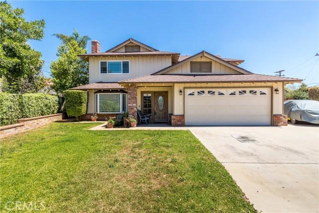 2102 Stratford Way La Verne, CA 91750 - MLS #: CV18108601