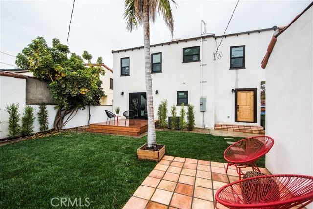 1238 Carmona Avenue Los Angeles, CA 90019 - MLS #: RS18006600