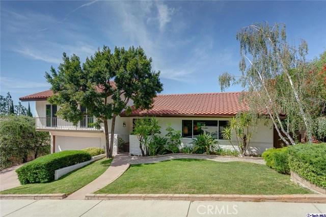 Single Family Home for Sale at 5507 Pine Cone Road La Crescenta, California 91214 United States