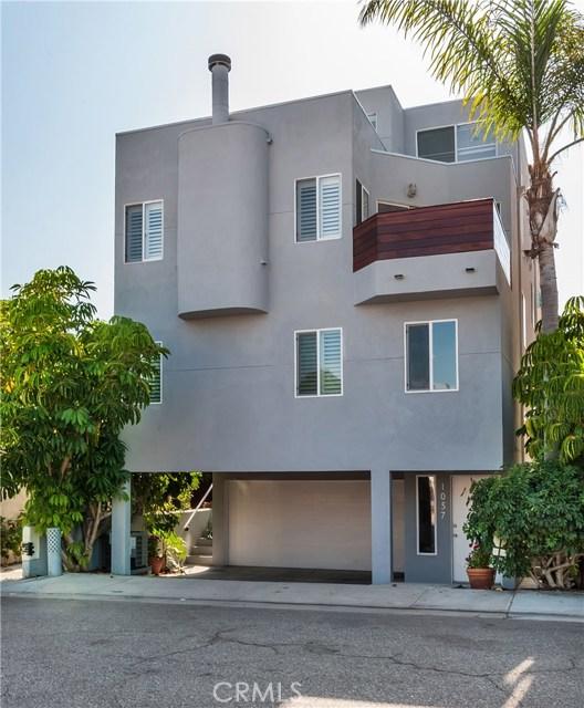 1057 Loma Drive  Hermosa Beach CA 90254