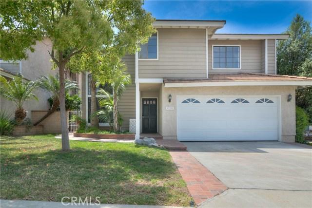 17390 Ridgedale Lane, Yorba Linda, California