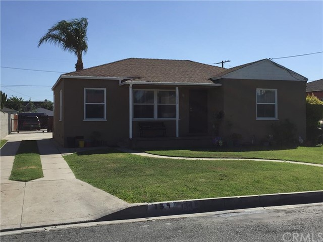 Single Family for Sale at 134 Cypress Street E Compton, California 90220 United States