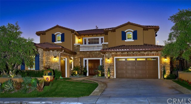Single Family Home for Sale at 20103 Umbria St Yorba Linda, California 92886 United States