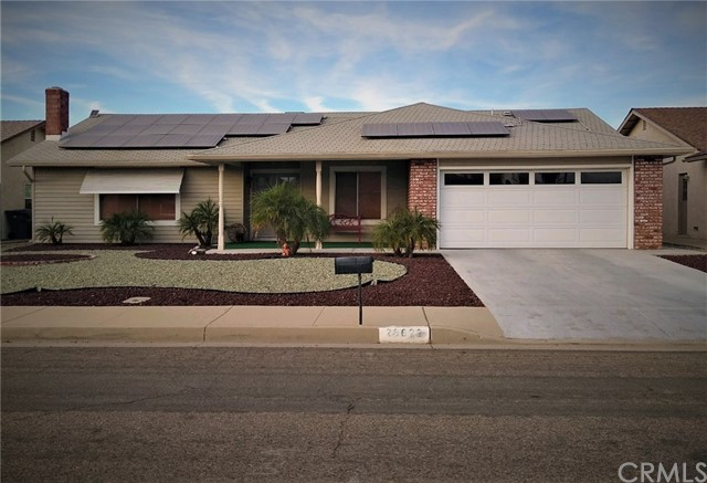 Detail Gallery Image 1 of 1 For 26622 Jaelene St, Sun City, CA 92586 - 3 Beds | 2 Baths