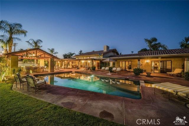 独户住宅 为 销售 在 79021 Starlight Lane Bermuda Dunes, 加利福尼亚州 92203 美国