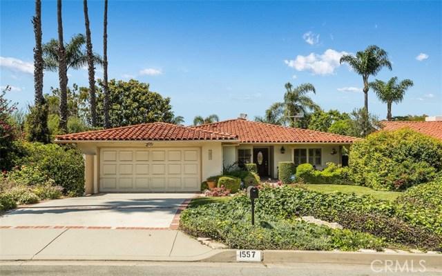 1557 Granvia Altamira, Palos Verdes Estates, California 90274, 4 Bedrooms Bedrooms, ,1 BathroomBathrooms,Single family residence,For Sale,Granvia Altamira,PV20115243