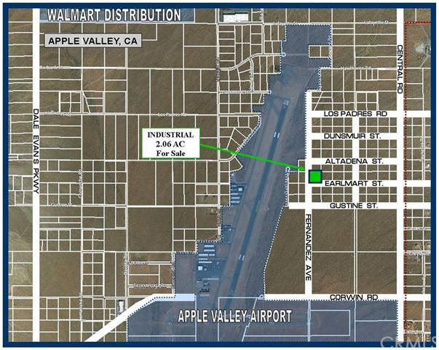 0 Earlimart Street Apple Valley, CA 92307 - MLS #: SW18035784