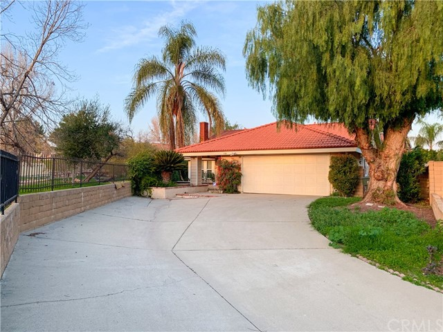 100  Peppertree Court, Walnut, California