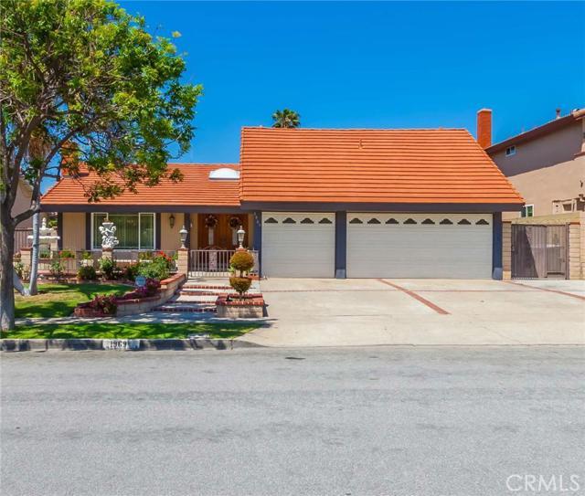 Single Family Home for Sale at 1969 Devonshire St Brea, California 92821 United States