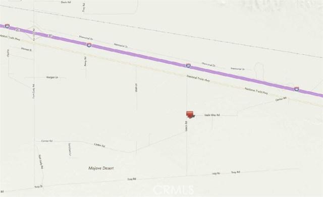 0 Gasco Rd. Newberry Springs, CA 0 - MLS #: CV17210417