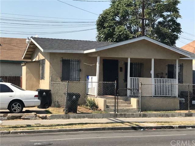 Residential Income for Sale at 5003 Hooper Avenue 5003 Hooper Avenue Los Angeles, California 90011 United States