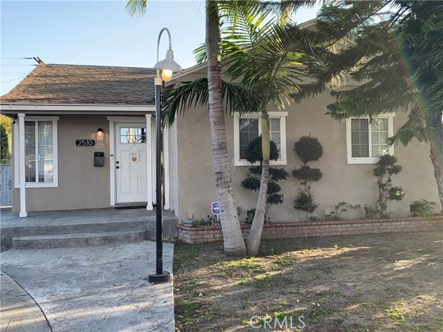 2510 Van Buren Street, Carson, California 90810, 2 Bedrooms Bedrooms, ,2 BathroomsBathrooms,Single family residence,For Sale,Van Buren,PW19042072