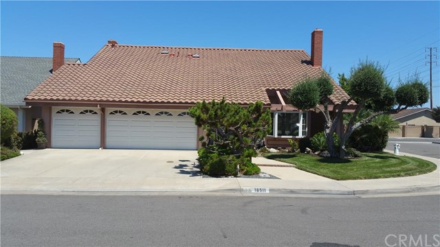 Single Family Home for Rent at 18511 Morongo St Fountain Valley, California 92708 United States