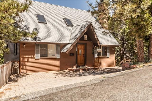 862 Bishorn Drive, Lake Arrowhead, CA 92352